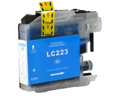 LC223 / LC221 V3 CYAN BROTHER