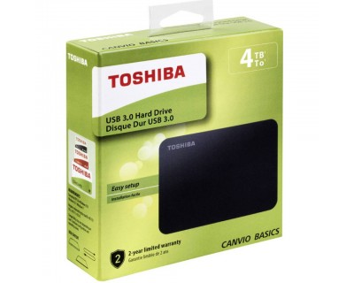 HD USB 3.0 4TB Toshiba
