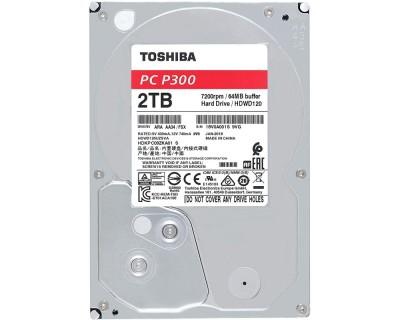 "HD 2TB TOSHIBA P300  3.5""..."