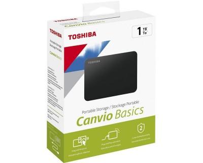 HD USB 3.0 1TB TOSHIBA 2.5