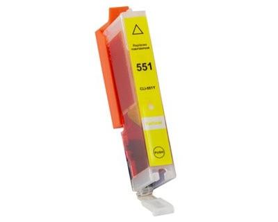 CLI-551 XL amarillo CANON