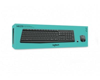 TECL+RAT LOGITECH MK235...